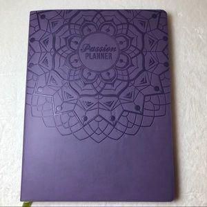 Passion Planner Purple UNDATED Large aka Classic